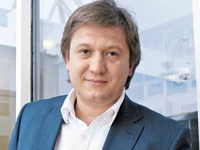 Встреча с Министром Финансов Украины.