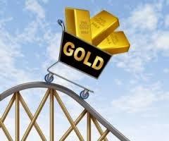 Золото продолжает дешеветь из-за доллара