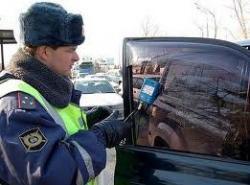 Как отбиться от штрафа за тонировку авто