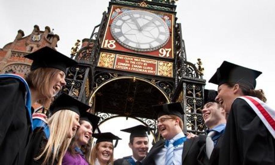 Профессиональное образование в Великобритании по доступным ценам