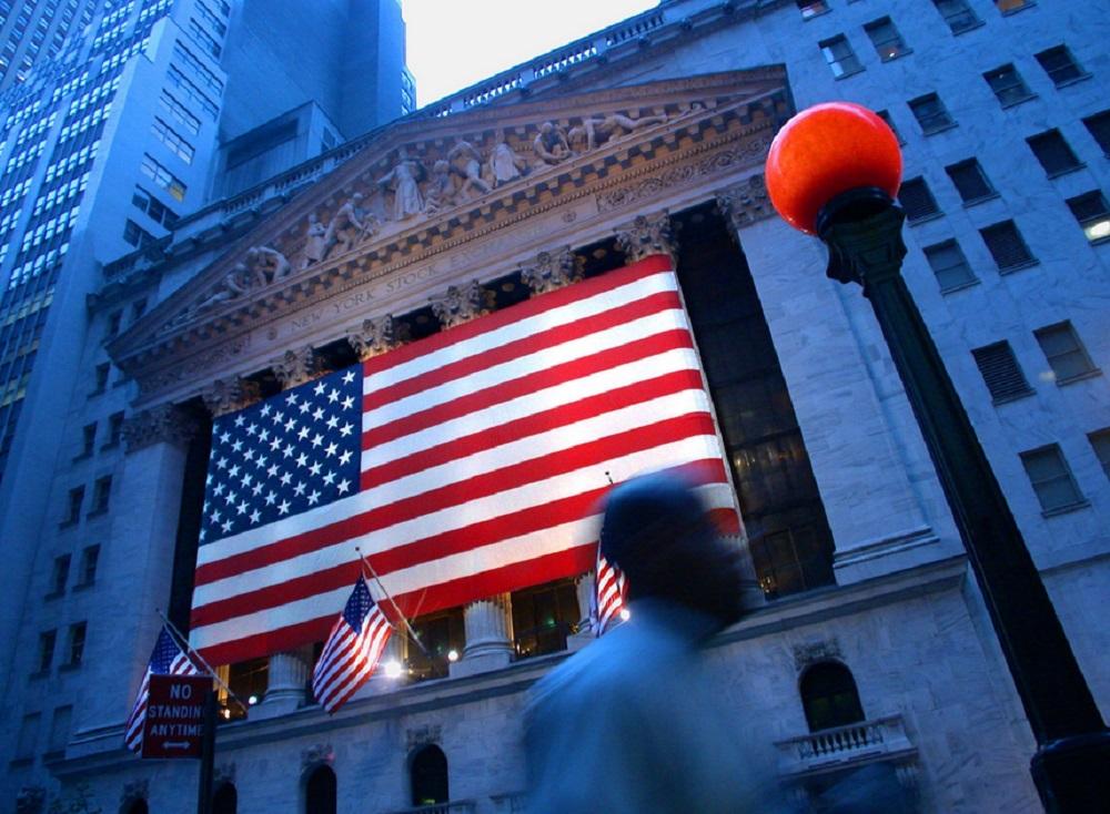 Фондовый рынок снизился второй день подряд в ожидании данных по рынку труда