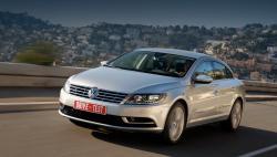 Кружим по Монако и окрестностям на седане Volkswagen CC