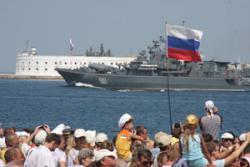Севастопольский марш Медведева и Януковича