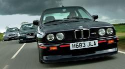 Сила в букве. BMW M3 — двадцать лет превосходства