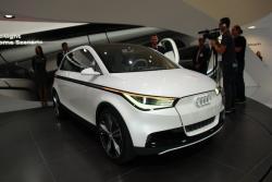 Audi удвоит продажи в Украине и Европе