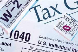 Налоги в США упали до исторического минимума