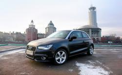 Audi A1: квадратный корень из премиума