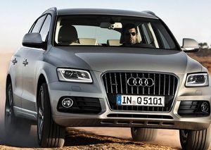 Audi Q5: обыкновенное чудо