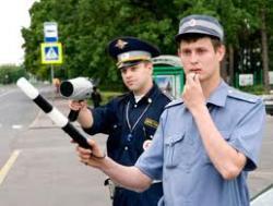 Водителей штрафуют липовые гаишники