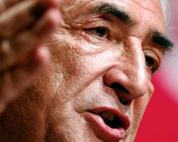 Д.Стросс-Кан: Лидеры ЕС справятся с долговым кризисом до конца марта