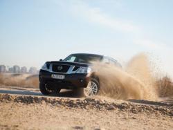 Nissan Patrol: рожденный стихией