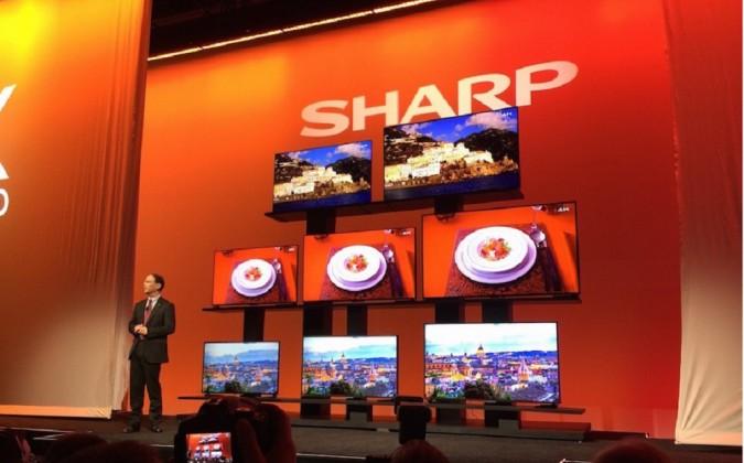 Foxconn планирует заплатить $1.7 млрд за дисплейный бизнес Sharp