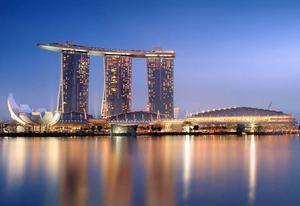 Правительство Сингапура финансирует внедрение блокчейн-технологий