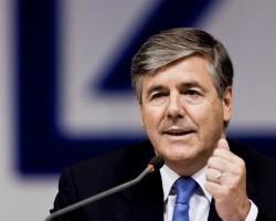 Чистый убыток Deutsche Bank в III кв. 2010 г. составил 1,2 млрд евро