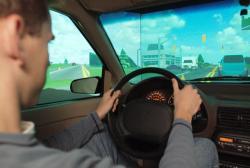 Водители смогут общаться в Facebook и Twitter за рулем авто