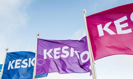 Гипермаркета Kesko в Пушкине не будет