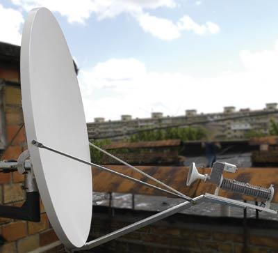 Спутниковый интернет в Запорожье - выбор самых выгодных тарифов