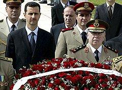 Сирия: смертник добрался до семьи президента