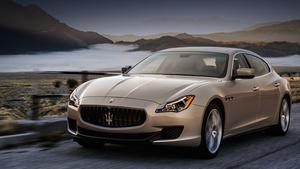 Раскрыты подробности о новом Maserati Quattroporte