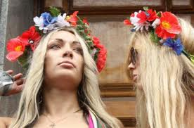 Польские проститутки требуют от FEMEN убираться на Родину