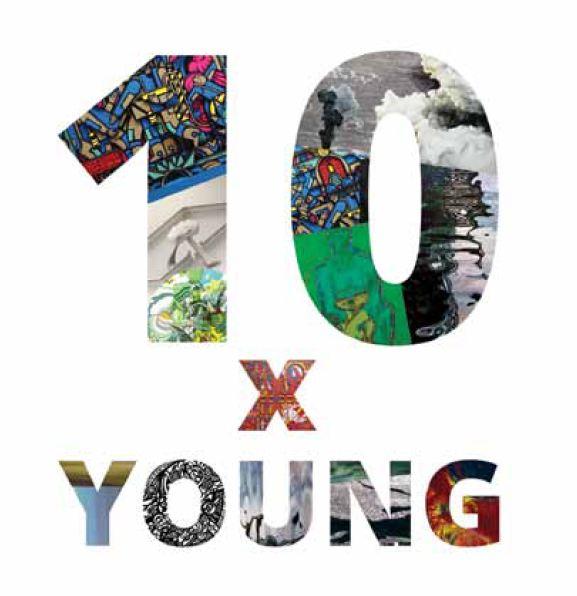 10xYOUNG Арт-проект молодых художников Украины