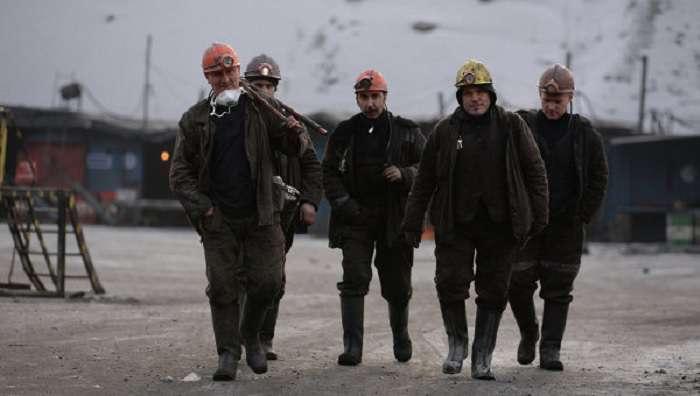 Шахтеры Западной Украины готовы помогать государству