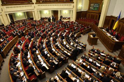 Депутаты Верховной рады пошли на обед, рассмотрев 15% Налогового кодекса