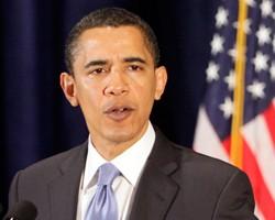 Б.Обама представил проект госбюджета на 2012 г
