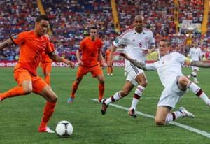 Евро-2012: Дания в «группе смерти» преподнесла сенсацию