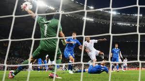 Италия сыграла свой лучший матч на Евро