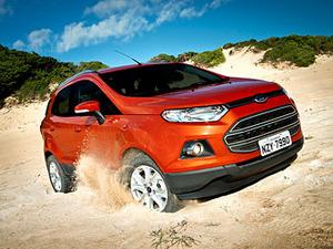 Ford рассказал подробности о новом кроссовере EcoSport