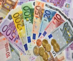 Остановился рост евро благодаря PMI