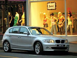 «Единичка» BMW в скором времени обзаведется новым лицом