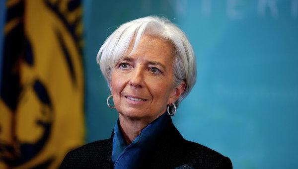 Кристин Лагард назвала главную угрозу роста мировой экономики