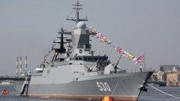 Россия приняла на вооружение корвет-невидимку