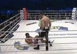 Кличко одержал 42-ю победу в первом раунде (ВИДЕО)