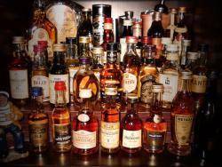 Рейтинг самых популярных мировых алкогольных брендов