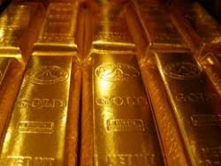 Цена золота в банках повысилась