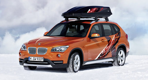 BMW представит новый концепт кроссовера на автошоу в Лос-Анджелесе