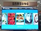 Свой самый большой телевизор представила Samsung