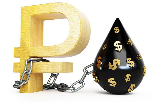 Почему рубль не идет за нефтью?