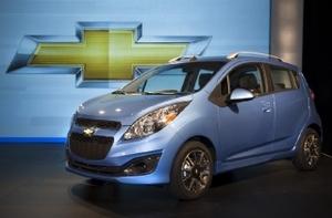 Chevrolet раскрыла подробности о новом электрокаре
