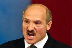 Лукашенко сломал позвоночник (СМИ)