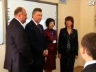 Янукович назвал имя мэра Енакиево до выборов