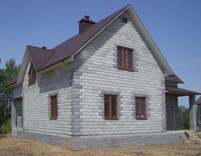 Практичность и выгода от строительства пеноблочных домов