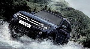 Mitsubishi Pajero разменял четвертый десяток