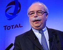 Прибыль Total в 2010 г. выросла до 10,57 млрд евро