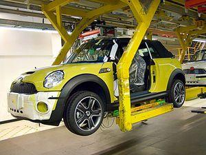BMW попросила Mitsubishi поделиться заводом