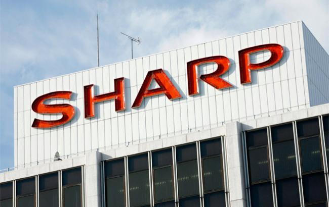 Sharp удалось показать прибыль впервые за два года