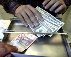 На наличном рынке Украины дорожает европейская валюта